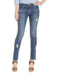 James Jeans Vecchio Stretch Cotton Twiggy Skinny Jeans - Lyst