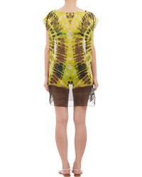The Textile Rebels - Tie Dyeprint Tunic - Lyst