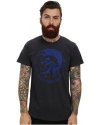 Diesel Blue T-Ulysse T-Shirt - Lyst