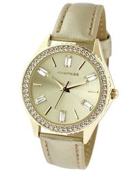 Rampage - Ladies Strap Watch - Lyst