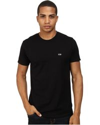Obey Phys-ed Premium Basic Tees - Lyst