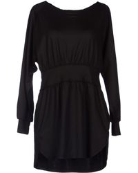 Pierre Balmain Short Dress - Lyst