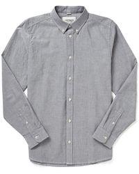 Carhartt Long Sleeve Button Down Shirt - Lyst