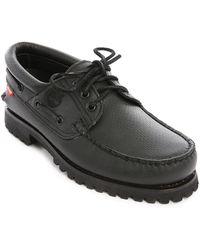 Timberland Helcor Pack 4X4 Black Boat Shoes black - Lyst