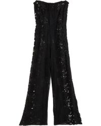 Miguelina Piper Jumpsuit - Lyst