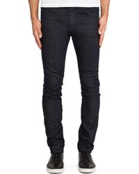 7 For All Mankind Blue Paxtyn - Lyst