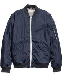 H&M | Nylon Jacket | Lyst