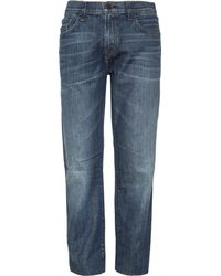 J Brand | Cole Pierson Jean With Button Fly | Lyst