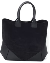 Givenchy Medium Easy Suede Tote - Lyst