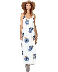 Nasty Gal Floral Bonnie Dress - Lyst