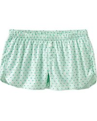 Old Navy Swiss Dot Boxers - Lyst