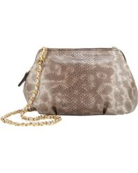 Zagliani Mini Praline Shoulder Bag - Lyst