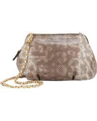 Zagliani Mini Praline Shoulder Bag - Lyst
