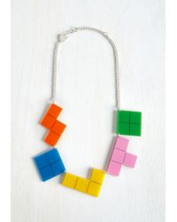 Tatty Devine - Settle The High Score Necklace - Lyst
