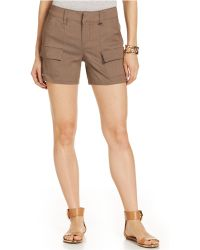 Kut From The Kloth Utility Shorts - Lyst