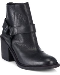 Ld Tuttle The Face Leather Ankle Boots - Lyst