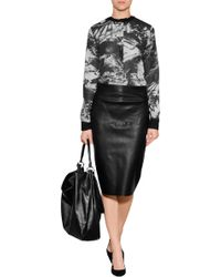Preen Silk View Blouse - Lyst