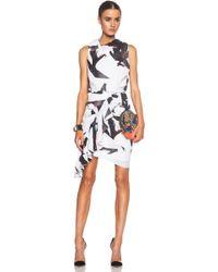 Camilla & Marc Silktail Poly Dress - Lyst