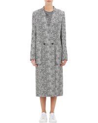 Public School - static Jacquard Double-breasted Coat-multi Size 6 Us - Lyst