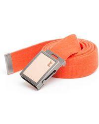 Will Leather Goods - 'gunner' Belt - Lyst