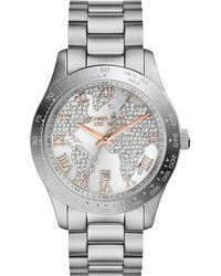 Michael Kors Mk5958 Layton Stainless Steel Watch - For Women - Lyst