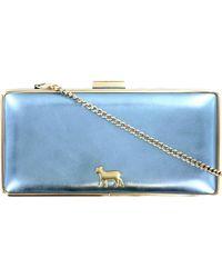Lamb 1887 - Princess Cinderella Blue Medium Clutch Bag - Lyst