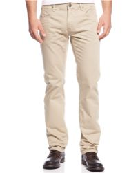 Inc International Concepts Big And Tall Jake Chino Jeans - Lyst