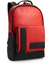 Calvin Klein White Label Gibson Backpack red - Lyst