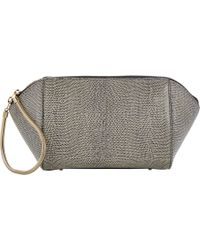 Alexander Wang Chastity Large Clutch - Lyst