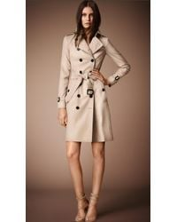 Burberry The Sandringham Long Heritage Trench Coat - Lyst