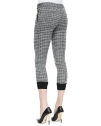 Thakoon Addition - Two Tone Slim Pant - Lyst