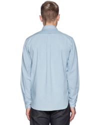 Levi's Pocket Shirt - Lyst