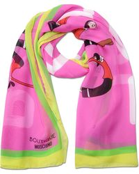 Boutique Moschino - Scarf - Lyst