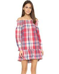 Thayer | J Love Dress - Plaid | Lyst