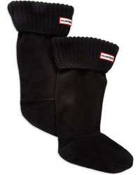 Hunter Half-cardigan Boot Socks - Lyst
