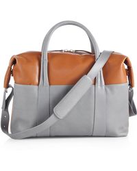 Maison Margiela Sailor Leather Tote - Lyst