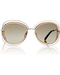 Chloé - Women's Carlina Sunglasses - Lyst