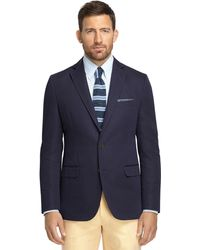 Brooks Brothers Fitzgerald Fit Cotton and Linen Sport Coat - Lyst