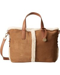 Ugg Quinn Convertible Tote - Lyst
