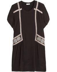 Day Birger Et Mikkelsen Folk Dress - Lyst