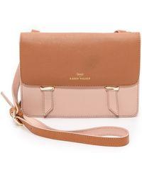 Karen Walker Sloane Cross Body Bag  Bubbletan - Lyst