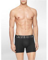 Calvin Klein Underwear Intense Power Micro Boxer Brief - Lyst