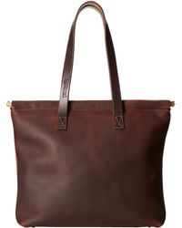 Pendleton Thomas Kay Leather Tote - Lyst