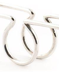 Kelly Wearstler Silver 'Larkspur' Ring - Lyst