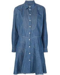 Sonia Rykiel | Chambray Dress | Lyst