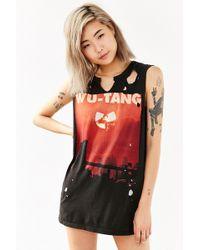 Trunk Ltd. - Wu-Tang Muscle Tee - Lyst
