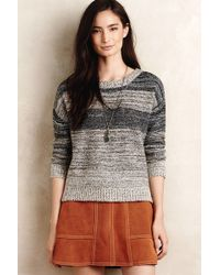 Maeve - Olen Cropped Pullover - Lyst