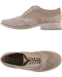 Steve Madden Lace-Up Shoes - Lyst
