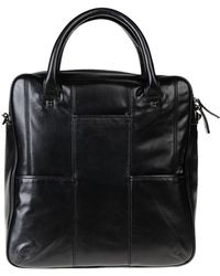 Giorgio Fedon - Patchwork-Paneled Leather Holdall - Lyst