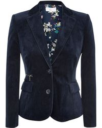 Cc Tailored Cord Jacket - Lyst